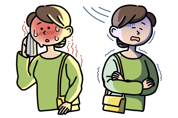 昼夜の温度差に注意!季節の変わり目に出るくしゃみや鼻水は「寒暖差アレルギー」が原因かも | Kindai Picks